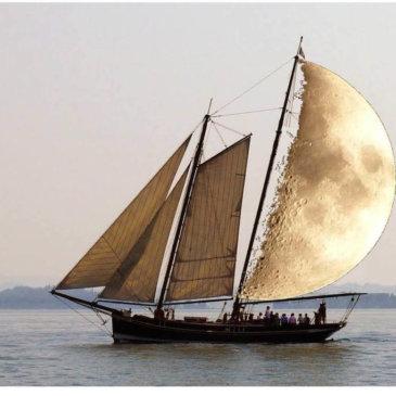 Dentro quel grande viaggio…. dell'energia vibrante della Luna
