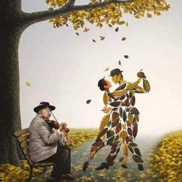 Ti è mai capitato di accorgerti che l'autunno è la stagione più sensuale dell'anno?