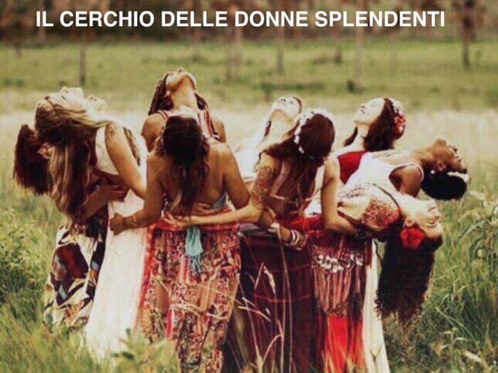 cerchio delle donne splendenti